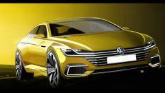 Volkswagen Sport Coupé Concept GTE - Immagine: 24