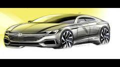 Volkswagen Sport Coupé Concept GTE - Immagine: 27