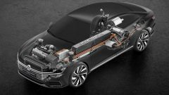 Volkswagen Sport Coupé Concept GTE - Immagine: 21