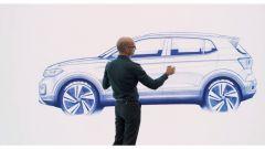 Volkswagen T-Cross: focus sul design