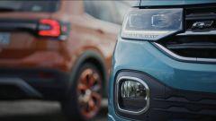 Volkswagen T-Cross: nuovi dettagli di interni e esterni - Immagine: 1