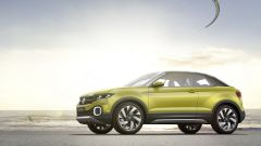 Volkswagen T-Cross Breeze concept - Immagine: 4