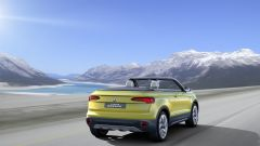 Volkswagen T-Cross Breeze concept - Immagine: 5