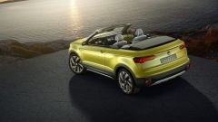 Volkswagen T-Cross Breeze concept - Immagine: 1
