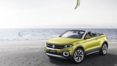 Volkswagen T-Cross Breeze concept - Immagine: 2
