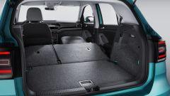Volkswagen T-Cross Coupè, bagagliaio sacrificato?