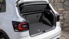Volkswagen T-Cross: dettaglio bagagliaio