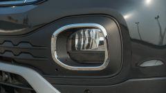 Volkswagen T-Cross: dettaglio fendinebbia