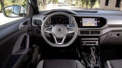 Volkswagen T-Cross: dettaglio interni