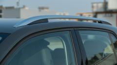 Volkswagen T-Cross: dettaglio montante anteriore
