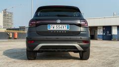 Volkswagen T-Cross: dettaglio posteriore