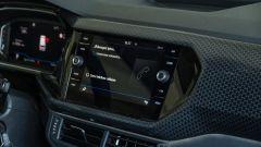 Volkswagen T-Cross: display touch