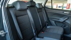 Volkswagen T-Cross: divanetto posteriore