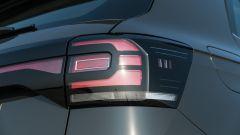 Volkswagen T-Cross: fanaleria posteriore