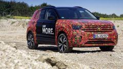 Volkswagen T-Cross, il debutto si avvicina