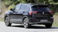 Volkswagen T-Cross: il lato-B ricorda la Tiguan