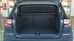 Volkswagen T-Cross: il vano posteriore