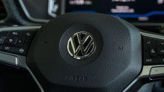 Volkswagen T-Cross: il volante a tre razze