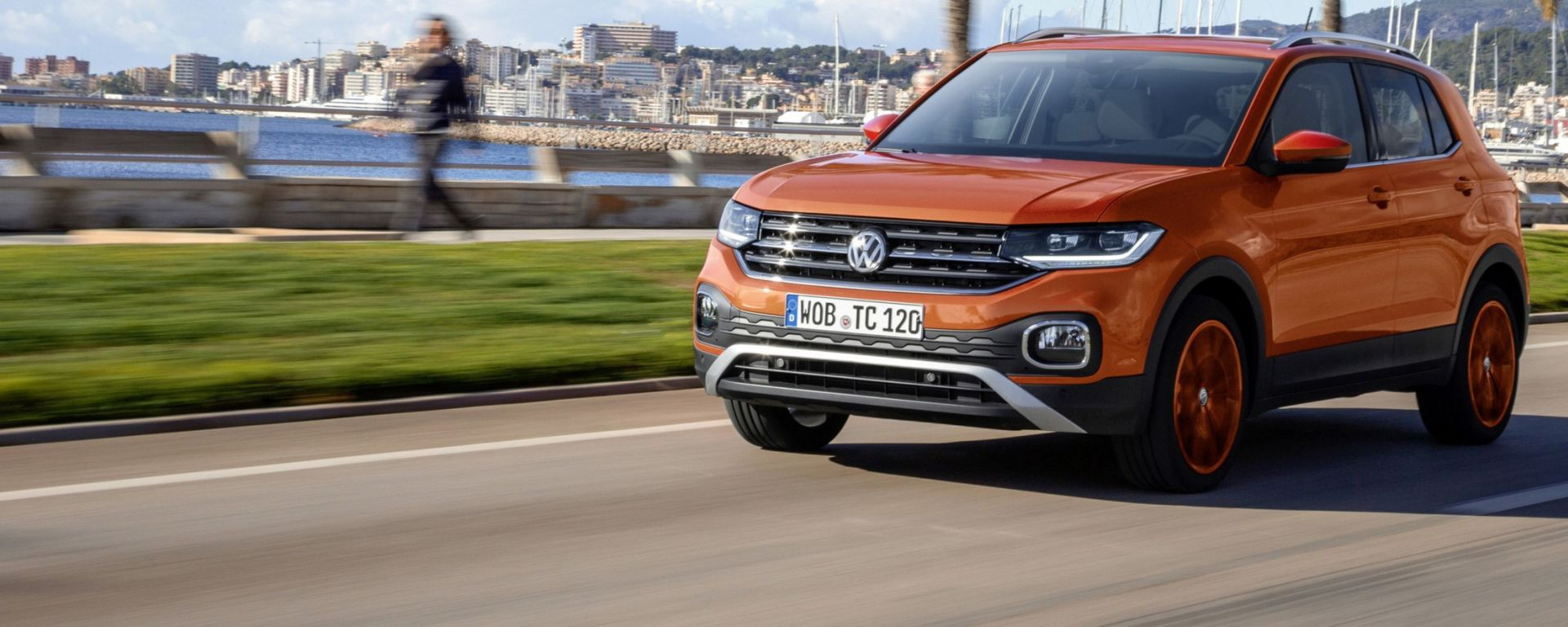 Volkswagen T-Cross, in arrivo la carrozzeria coupè