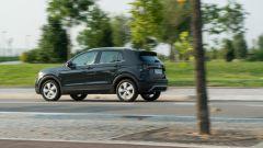 Volkswagen T-Cross: la fiancata