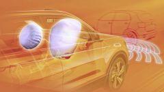 Volkswagen T-Cross, la migliore tecnologia di sicurezza attiva