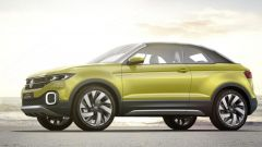Volkswagen T-Cross, la Polo-SUV