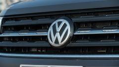 Volkswagen T-Cross: logo Volkswagen
