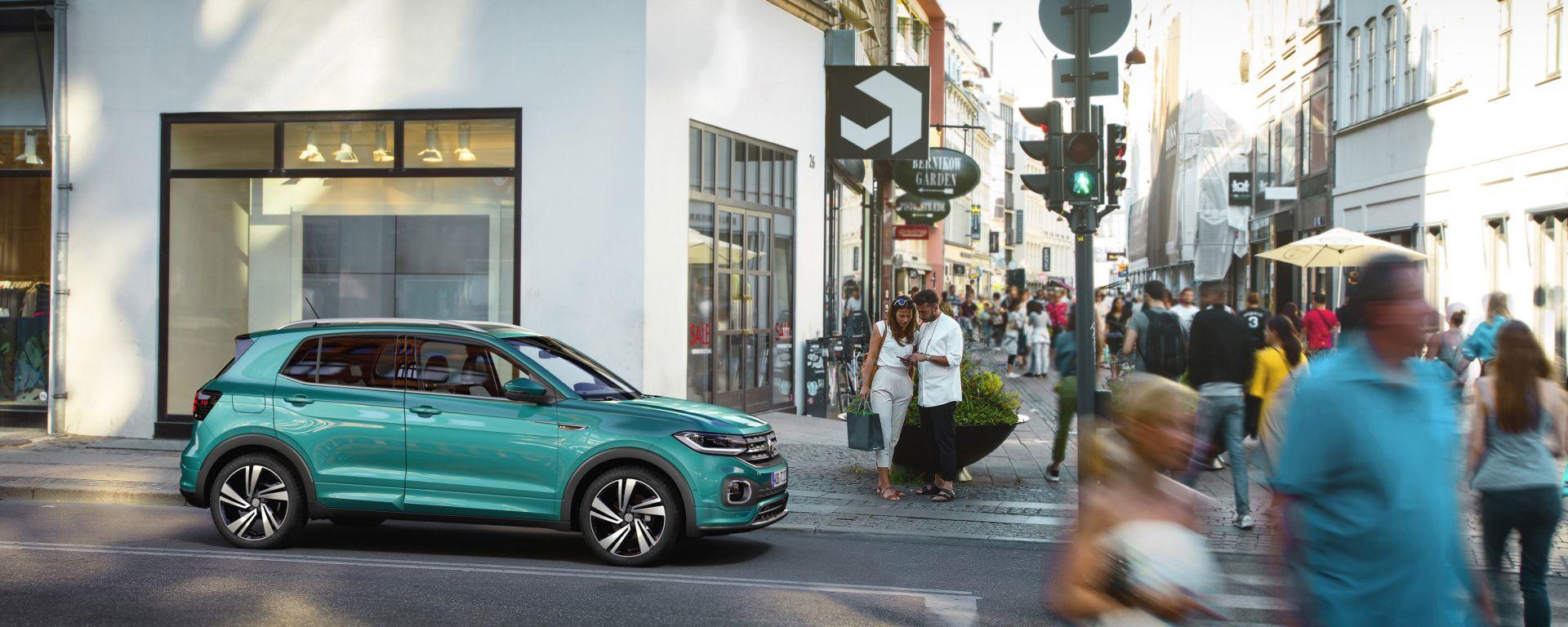 Volkswagen T-Cross: Porte Aperte il il 13 e 14 aprile