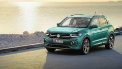 Volkswagen T-Cross, prezzi a partire da 17.975 euro