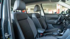 Volkswagen T-Cross: sedili anteriori