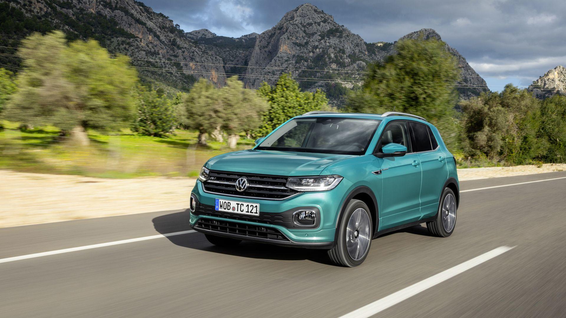 Volkswagen T-Cross 2019, prova, dotazioni, prezzi, foto ...