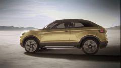 Volkswagen T-Cross: confermato il debutto in un video - Immagine: 1