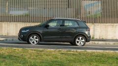 Volkswagen T-Cross: vista laterale
