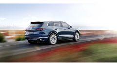Volkswagen T-Prime concept: da qui nasce la nuova Touareg