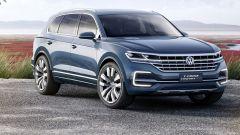 Volkswagen T-Prime Concept GTE: la Suv premiun del futuro - Immagine: 1