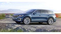 Volkswagen T-Prime Concept GTE: la Suv premiun del futuro - Immagine: 2