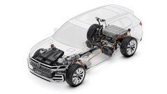 Volkswagen T-Prime Concept GTE: la Suv premiun del futuro - Immagine: 14