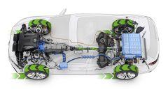 Volkswagen T-Prime Concept GTE: la Suv premiun del futuro - Immagine: 18