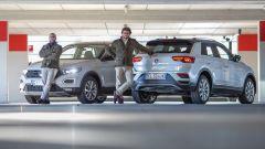 Volkswagen T-Roc 1.0 TSI benzina vs Volkswagen T-Roc 1.6 TDI diesel