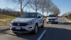 Volkswagen T-Roc 1.0 TSI e Volkswagen T-Roc 1.6 TDI a confronto
