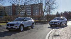 Volkswagen T-Roc 1.0 TSI e Volkswagen T-Roc 1.6 TDI