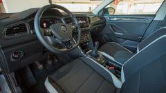 Volkswagen T-Roc 1.0 TSI: la plancia
