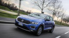 Volkswagen T-Roc: 115 CV per il tre cilindri turbo/benzina della 1.0 TSI