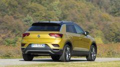 Volkswagen T-Roc 1.6 diesel: la prova su strada