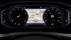 Volkswagen T-Roc 1.6 TDI Advanced: la strumentazione digitale