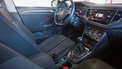 Volkswagen T-Roc 1.6 TDI: la plancia