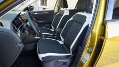 Volkswagen T-Roc 1.6 TDI SCR: i sedili anteriori