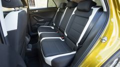 Volkswagen T-Roc 1.6 TDI SCR: i sedili posteriori