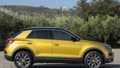 Volkswagen T-Roc 1.6 TDI SCR: vista laterale