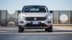 Volkswagen T-Roc 1.6 TDI: vista frontale
